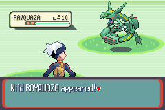 Pokemon Pyschic - Wat da Rayquaza!? - User Screenshot